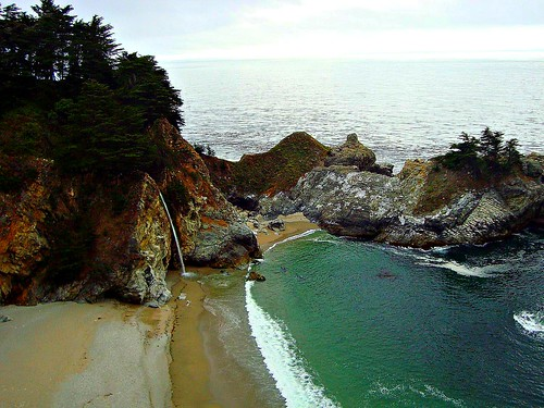 Pfeiffer Burns State Park I Big Sur by Pictures Speak!