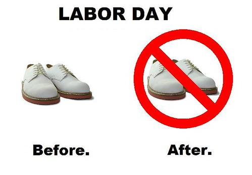Labor Day To-Do List