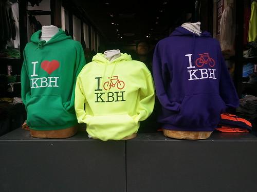 I bike Kbh