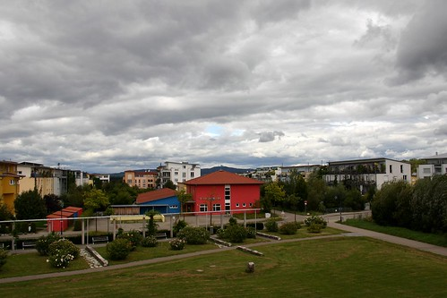Rieselfeld cloudscape II