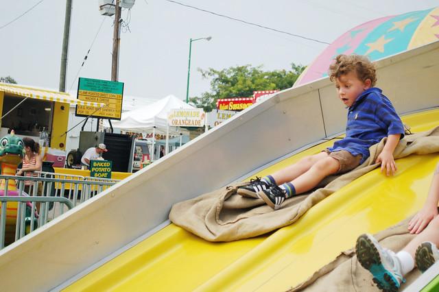 josh slide