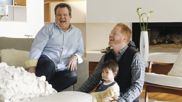 Cam & Mitchell Modern Family