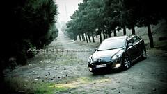 2010 Mazda 3 (Arash Sheikholeslami Photography) Tags: auto trees 3 cars car canon photography eos iran metallic gray automotive arash 7d tehran mazda 2010 mazda3 20l spcial 4cyl sheikholeslami 147hp