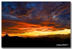 Sunset 07.09.2011