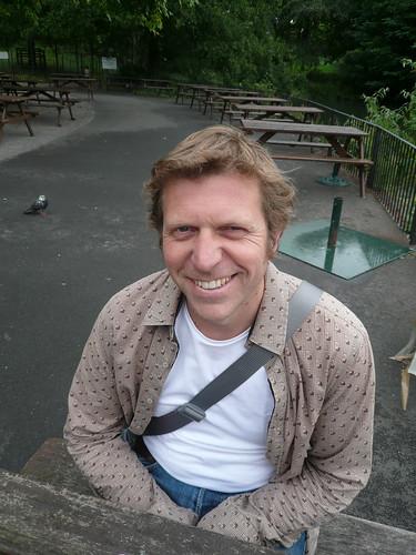 Giles at La Gondola