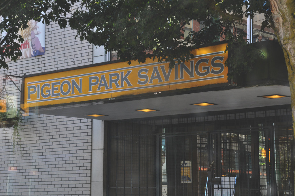 Pigeon Park Savings