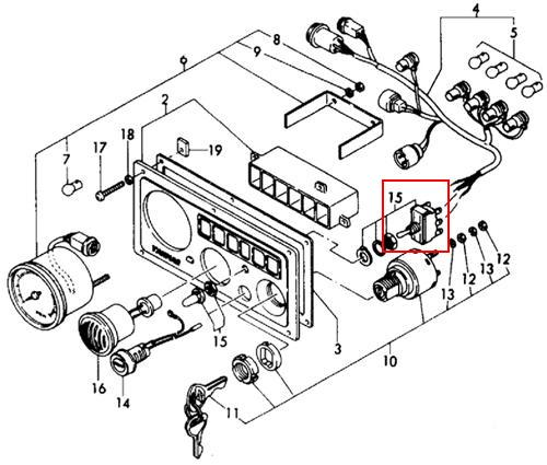 Yanmar 3gm Electrical Diagram