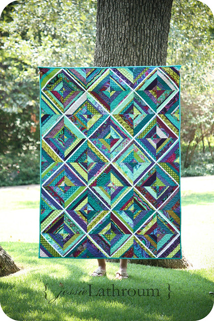 Megan's Wedding Quilt