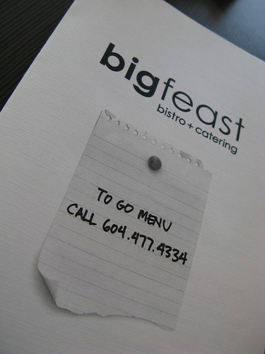 Big Feast Bistro IMG_6159