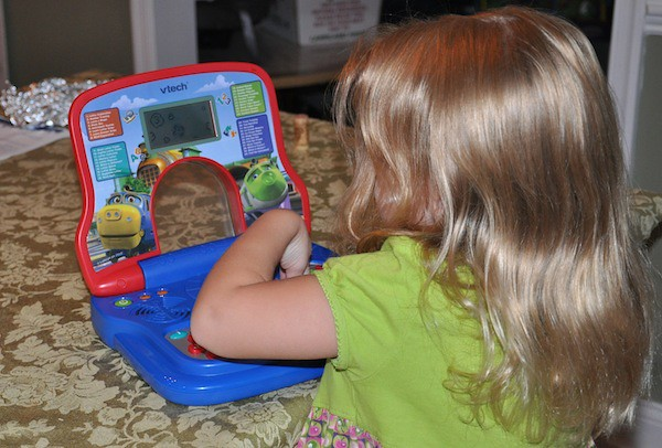 Chuggington laptop