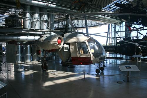 Kamow KA-26 (Agrarversion) - Flugwerft Schleißheim