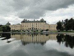 Drottningholm Palace - residence of Sweden's Royal Family (saulesmeit) Tags: sweden palace drottningholm absolutelystunningscapes