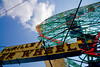 Thrills! (elrina753) Tags: nyc newyorkcity usa newyork brooklyn unitedstates parks ferriswheel amusementpark rides themepark wonderwheel astroland astrolandpark