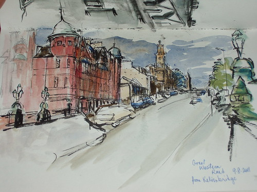 Great Western Road, Glasgow