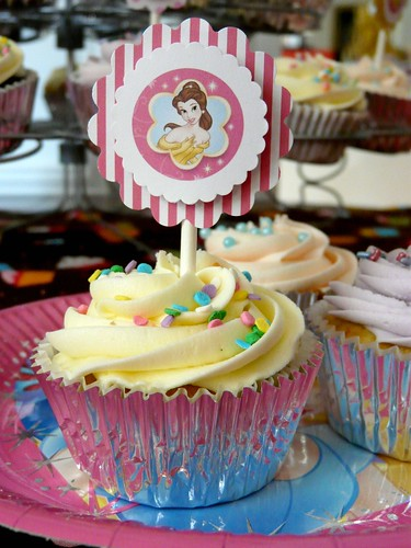 Beauty & the Beast Birthday by Sugar Daze (f/k/a LittleMissCupcakeParis)