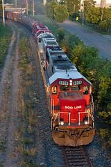 SOO 6038 - Fordson Jct. (John Fladung) Tags: railroad train sooline soo stpaulmn soo6038 emdsd60 emdgp382 fordsonjunction soo6034 shortlinehill stpaultransfer cp4523 soo4444