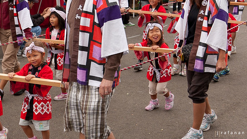 OC Japan Fair 2011, Parade Antics