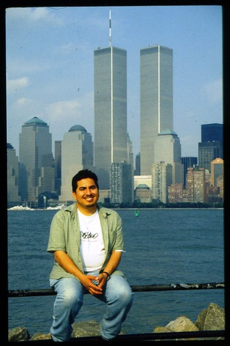 James and the World Trade Center. (1996)