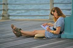 newyork sunglasses pen writing manhattan journal pad tango bracelet lefty greenwichvillage lefthanded pier45