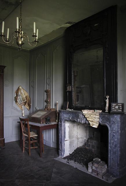 Le Château, Peter Gabriëlse's home - 293