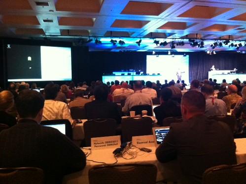 Impressive presentations at the #DEMO conference in Santa Clara, CA