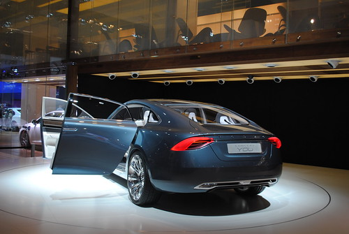 Volvo Concept You at the Frankfurt Motor by Autoviva.com, on Flickr