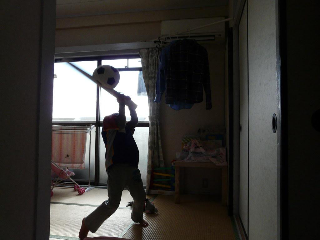Batting | 室内野球