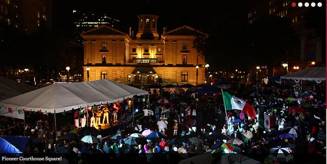 Mexican Independence Festival - Portland, Oregon