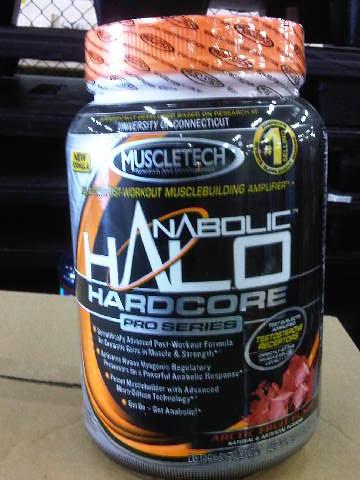 Muscletech Anabolic Halo Hardcore R600