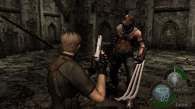 Resident Evil 4 HD for PS3 (PSN)