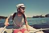 REDBEARD (Mammoth Media) Tags: ocean water beard boat washington media row mammoth fridayharbor dinghy