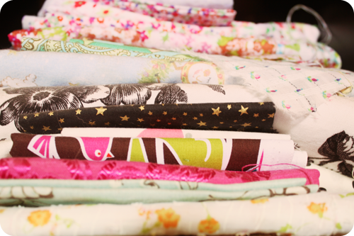{september} on the shelf | fabric