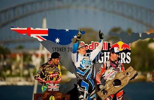 Podium Australia