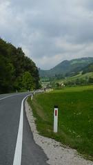 Lekko pod gore (Pan Wankz) Tags: slovenia ljublana slowenia slovene rowery a