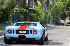 Gulf. (Alex Penfold) Tags: auto camera blue orange france colour heritage cars ford alex sports car sport mobile canon french photography eos photo cool flickr riviera gulf image awesome flash picture super spot monaco special exotic photograph spotted hyper carlo cote monte gt edition supercar spotting numberplate exotica sportscar sportscars supercars penfold dazur spotter 2011 d406 hypercar 60d hypercars alexpenfold