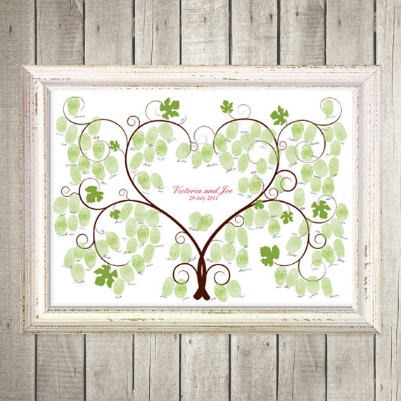 guestbook grape vine