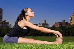 Specialised Fitness (Specialised Fitness) Tags: park city newyorkcity summer woman grass yoga female outdoors foot holding day sitting cityscape centralpark leg profile fulllength photograph barefoot attractive northamerica leisure effort relaxation bliss fitness youngadult eyesclosed stretching youngwoman preparation oneperson clearsky flexibility exercising sportsclothing imagesource athleticism healthylifestyle physicaltraining serenepeople hispanicethnicity oneyoungadultwoman