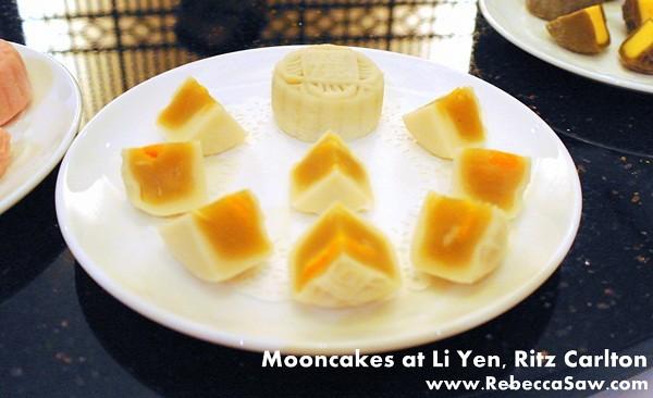 Li Yen, Ritz Carlton - Mooncakes & dim sum-11