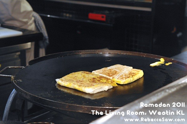 Ramadan 2011 - The Living Room, Westin KL-39