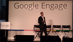 Nectarios Economakis at Google Engage Canada
