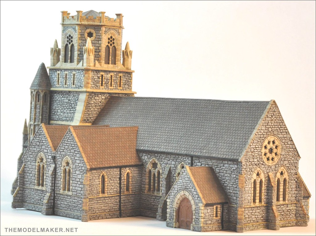 Bartholomew church wip 12
