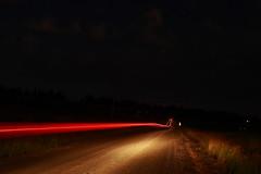 _MG_6383 2 (grafficartistg4) Tags: road red car timelapse automobile vehicle brakes lighttrails brakelight brakelights lighttrail