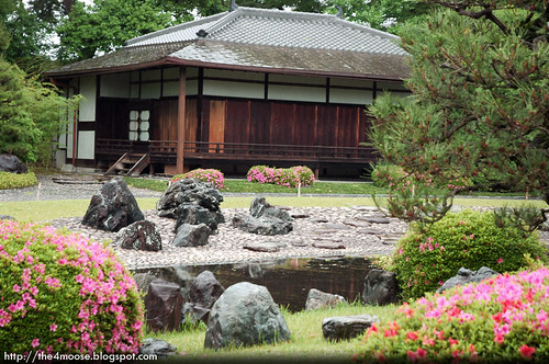 Nijo Castle 二条城 - Seiryu-en