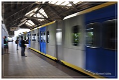 Light Rail Transit (Rhannel Alaba) Tags: light station lens nikon philippines rail transit manila vr vito crus d90 pido alaba 18105mm lrt1 rhannel