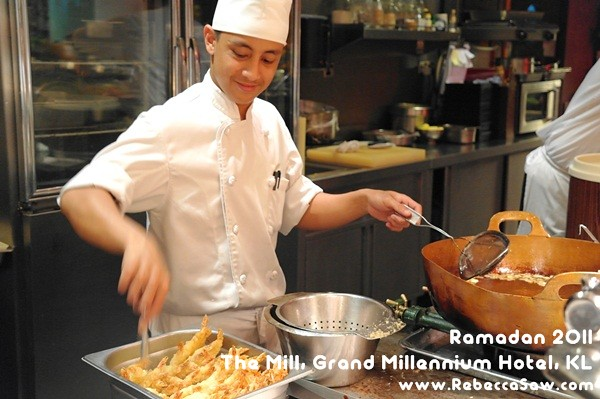 Ramadan buffet - The Mill, Grand Millennium Hotel-30