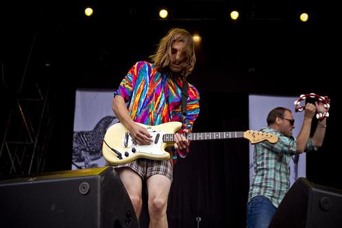 Lukestar på Øyafestivalen 2011