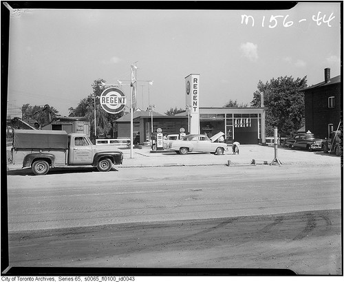 College Station Car Dealerships >> Flickriver: Photoset 'Gas stations' by Toronto History