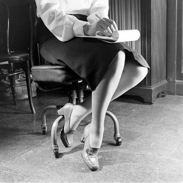 1940s LIFE shoe