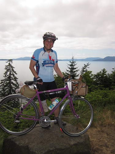 Me on Chuckanut Drive
