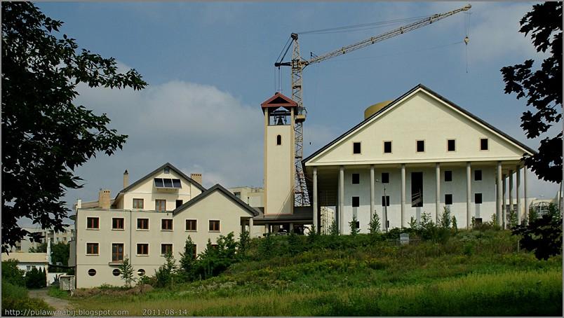 Kościół Świętej Rodziny Puławy